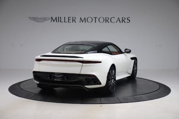 New 2020 Aston Martin DBS Superleggera Coupe for sale $337,686 at Maserati of Westport in Westport CT 06880 8