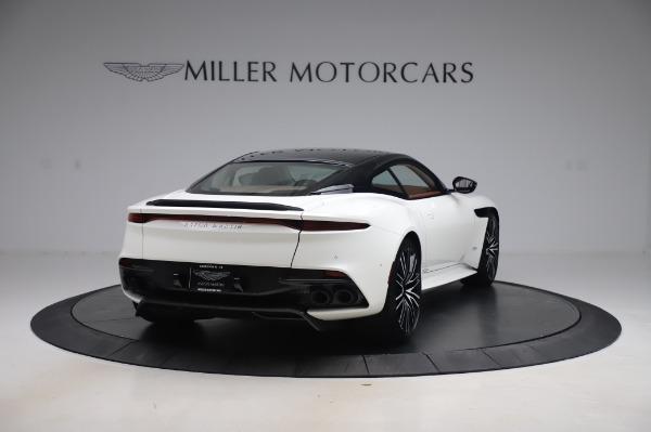 Used 2020 Aston Martin DBS Superleggera for sale $299,990 at Maserati of Westport in Westport CT 06880 8