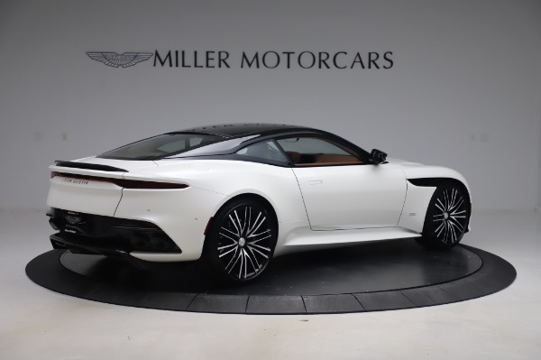 New 2020 Aston Martin DBS Superleggera Coupe for sale $337,686 at Maserati of Westport in Westport CT 06880 9