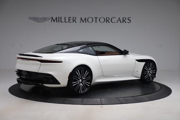 Used 2020 Aston Martin DBS Superleggera for sale $299,990 at Maserati of Westport in Westport CT 06880 9