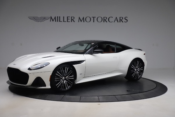 New 2020 Aston Martin DBS Superleggera Coupe for sale $337,686 at Maserati of Westport in Westport CT 06880 1