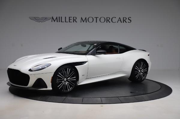 New 2020 Aston Martin DBS Superleggera for sale $337,686 at Maserati of Westport in Westport CT 06880 1