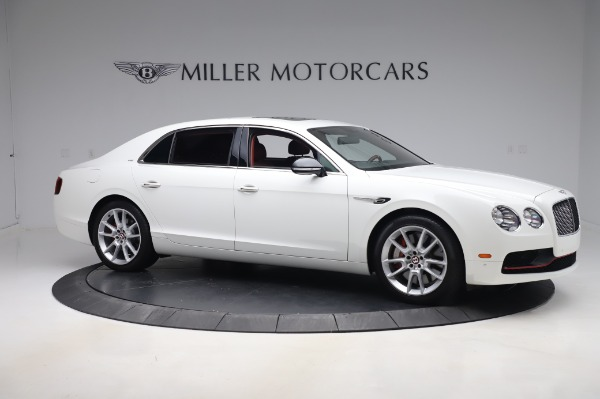 Used 2018 Bentley Flying Spur V8 S for sale $149,900 at Maserati of Westport in Westport CT 06880 10