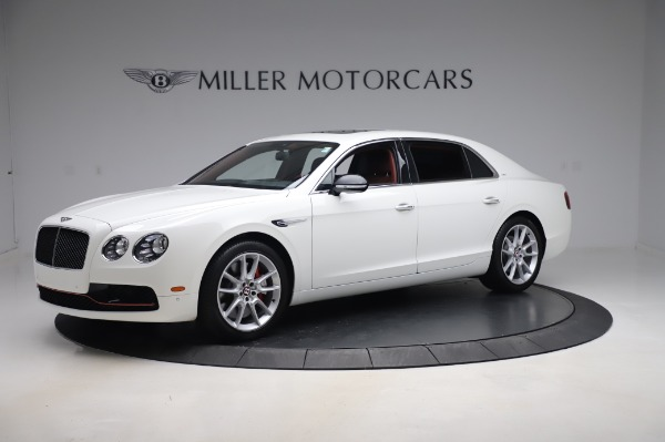 Used 2018 Bentley Flying Spur V8 S for sale $149,900 at Maserati of Westport in Westport CT 06880 2