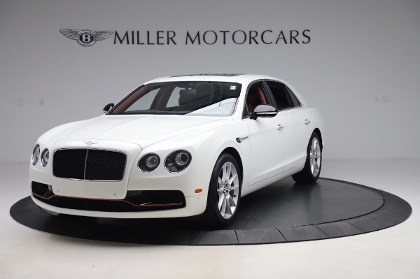 Used 2018 Bentley Flying Spur V8 S for sale $157,900 at Maserati of Westport in Westport CT 06880 1