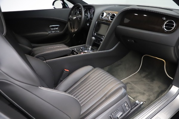 Used 2016 Bentley Continental GT W12 for sale $119,900 at Maserati of Westport in Westport CT 06880 22