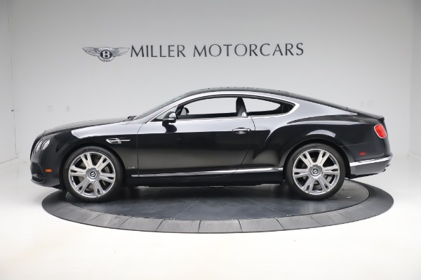 Used 2016 Bentley Continental GT W12 for sale $119,900 at Maserati of Westport in Westport CT 06880 3