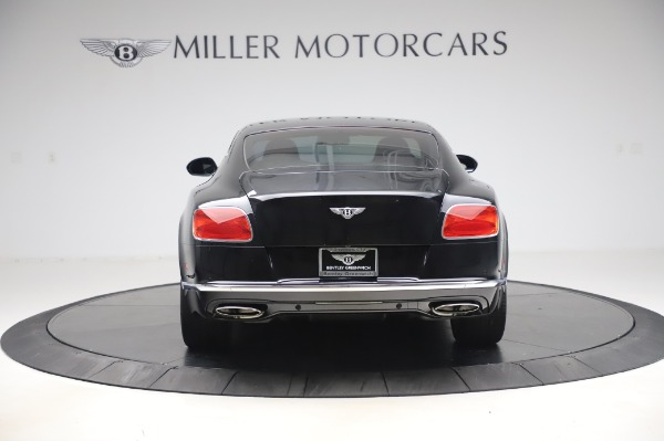 Used 2016 Bentley Continental GT W12 for sale $124,900 at Maserati of Westport in Westport CT 06880 6