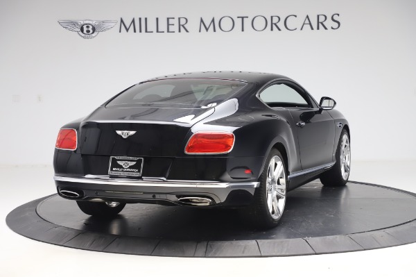 Used 2016 Bentley Continental GT W12 for sale $124,900 at Maserati of Westport in Westport CT 06880 7