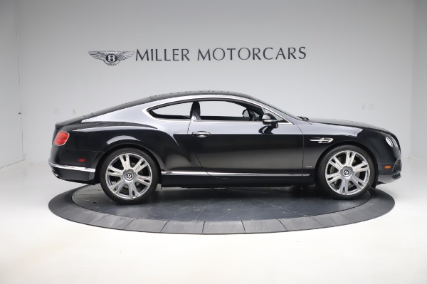 Used 2016 Bentley Continental GT W12 for sale $119,900 at Maserati of Westport in Westport CT 06880 9
