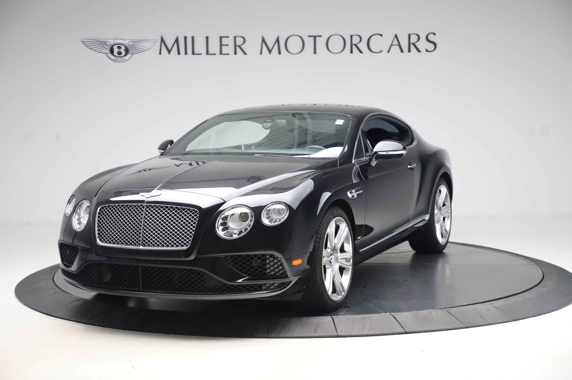 Used 2016 Bentley Continental GT W12 for sale $124,900 at Maserati of Westport in Westport CT 06880 1