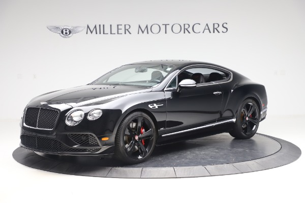 Used 2017 Bentley Continental GT V8 S for sale $133,900 at Maserati of Westport in Westport CT 06880 2