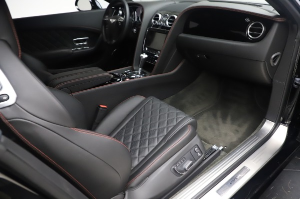 Used 2017 Bentley Continental GT V8 S for sale $133,900 at Maserati of Westport in Westport CT 06880 21