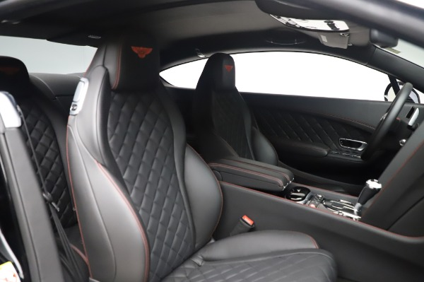 Used 2017 Bentley Continental GT V8 S for sale $133,900 at Maserati of Westport in Westport CT 06880 22