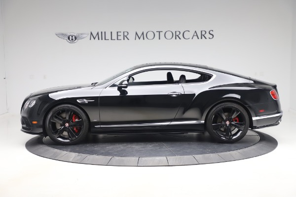 Used 2017 Bentley Continental GT V8 S for sale $133,900 at Maserati of Westport in Westport CT 06880 3