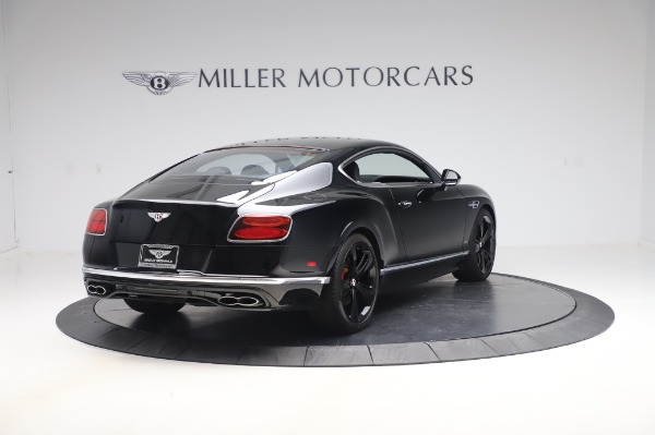 Used 2017 Bentley Continental GT V8 S for sale $133,900 at Maserati of Westport in Westport CT 06880 6