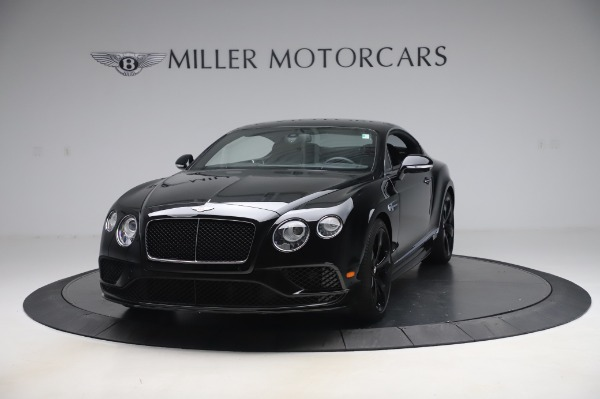 Used 2017 Bentley Continental GT V8 S for sale $133,900 at Maserati of Westport in Westport CT 06880 1