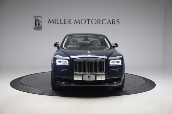 Used 2016 Rolls-Royce Ghost for sale $173,900 at Maserati of Westport in Westport CT 06880 10