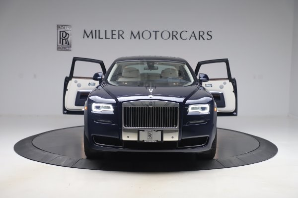 Used 2016 Rolls-Royce Ghost for sale $173,900 at Maserati of Westport in Westport CT 06880 11