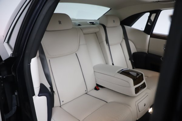 Used 2016 Rolls-Royce Ghost for sale $173,900 at Maserati of Westport in Westport CT 06880 15