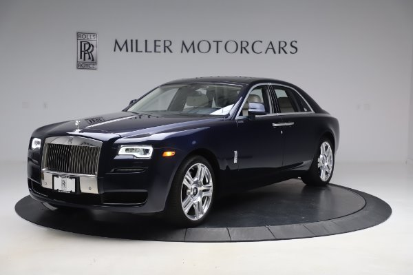 Used 2016 Rolls-Royce Ghost for sale $173,900 at Maserati of Westport in Westport CT 06880 3