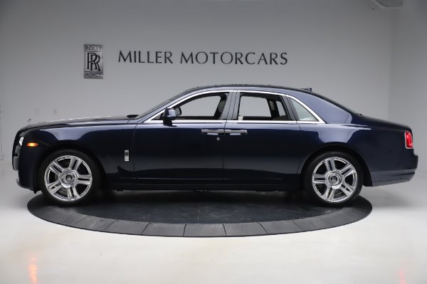 Used 2016 Rolls-Royce Ghost for sale $173,900 at Maserati of Westport in Westport CT 06880 4