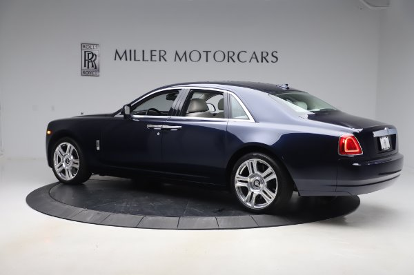 Used 2016 Rolls-Royce Ghost for sale $173,900 at Maserati of Westport in Westport CT 06880 5