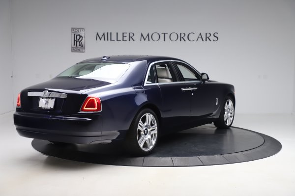 Used 2016 Rolls-Royce Ghost for sale $173,900 at Maserati of Westport in Westport CT 06880 7