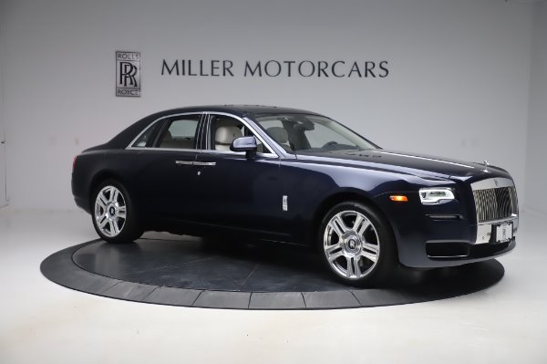 Used 2016 Rolls-Royce Ghost for sale $173,900 at Maserati of Westport in Westport CT 06880 9