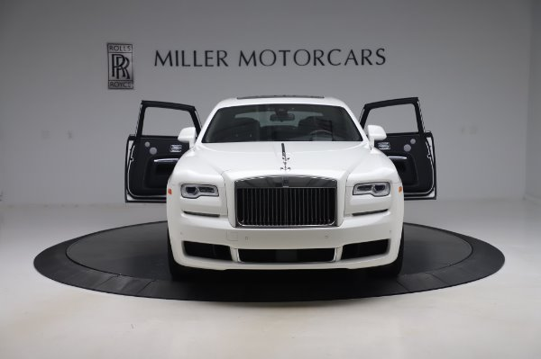 Used 2018 Rolls-Royce Ghost for sale Sold at Maserati of Westport in Westport CT 06880 10
