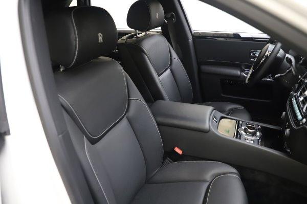 Used 2018 Rolls-Royce Ghost for sale Sold at Maserati of Westport in Westport CT 06880 12
