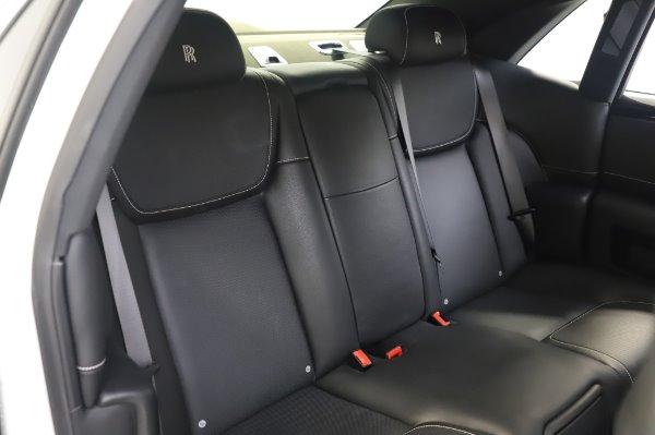 Used 2018 Rolls-Royce Ghost for sale $247,900 at Maserati of Westport in Westport CT 06880 14