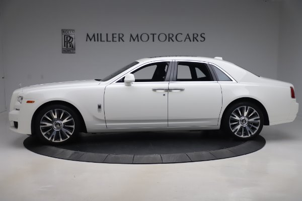 Used 2018 Rolls-Royce Ghost for sale Sold at Maserati of Westport in Westport CT 06880 4