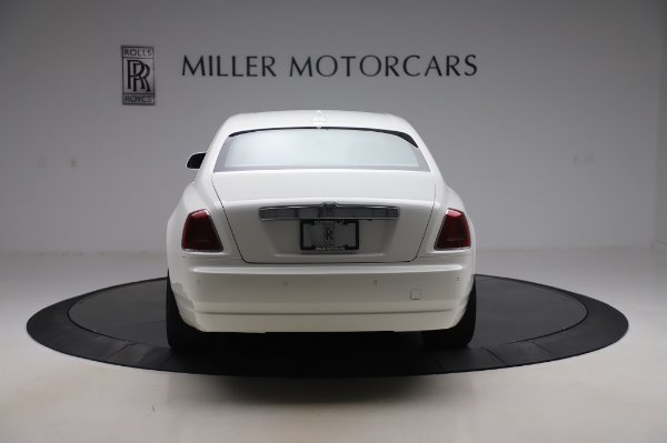 Used 2018 Rolls-Royce Ghost for sale Sold at Maserati of Westport in Westport CT 06880 6