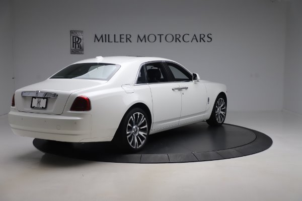 Used 2018 Rolls-Royce Ghost for sale Sold at Maserati of Westport in Westport CT 06880 7