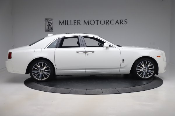 Used 2018 Rolls-Royce Ghost for sale Sold at Maserati of Westport in Westport CT 06880 8