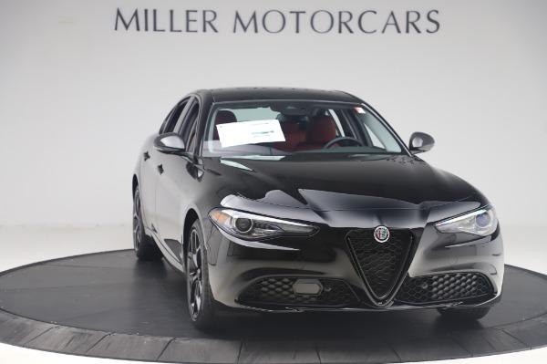 New 2020 Alfa Romeo Giulia Q4 for sale $48,445 at Maserati of Westport in Westport CT 06880 11