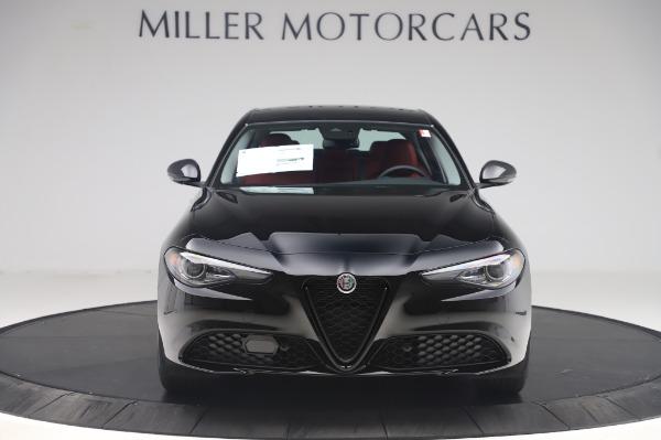 New 2020 Alfa Romeo Giulia Q4 for sale $48,445 at Maserati of Westport in Westport CT 06880 12