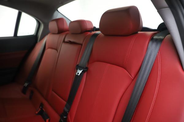 New 2020 Alfa Romeo Giulia Q4 for sale $48,445 at Maserati of Westport in Westport CT 06880 18
