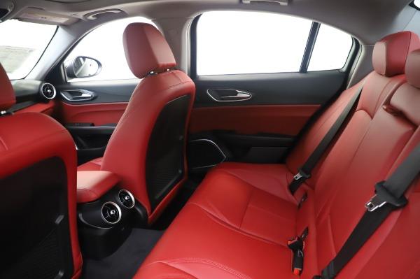 New 2020 Alfa Romeo Giulia Q4 for sale $48,445 at Maserati of Westport in Westport CT 06880 19