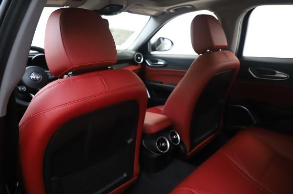 New 2020 Alfa Romeo Giulia Q4 for sale $48,445 at Maserati of Westport in Westport CT 06880 20