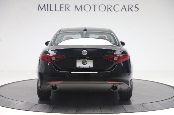 New 2020 Alfa Romeo Giulia Q4 for sale $48,445 at Maserati of Westport in Westport CT 06880 6