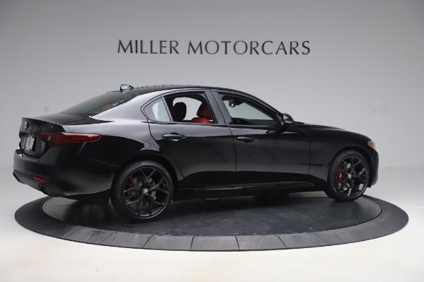 New 2020 Alfa Romeo Giulia Q4 for sale $48,445 at Maserati of Westport in Westport CT 06880 8