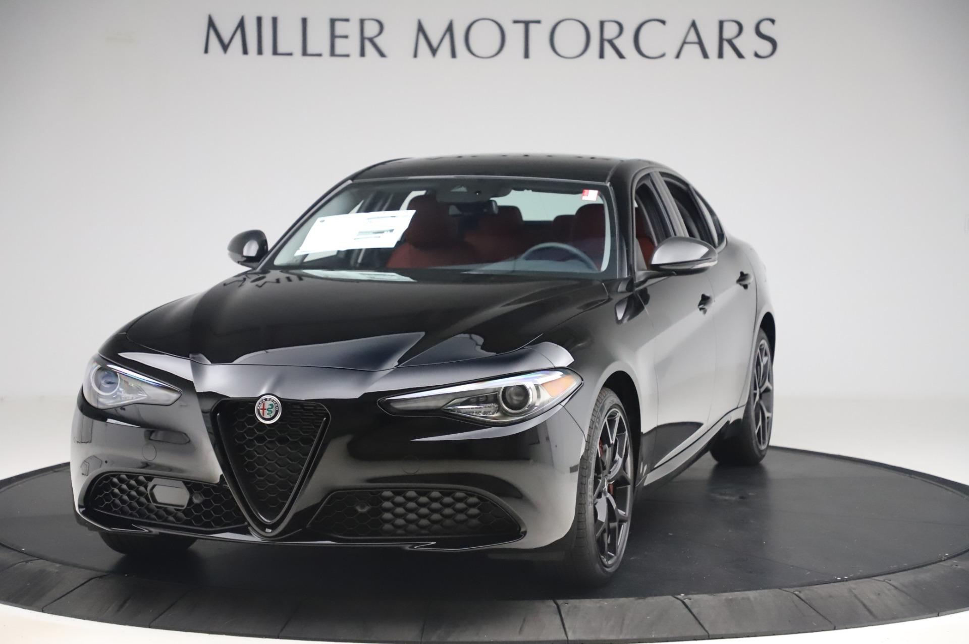 New 2020 Alfa Romeo Giulia Q4 for sale $48,445 at Maserati of Westport in Westport CT 06880 1