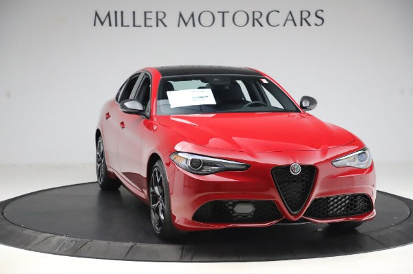 New 2020 Alfa Romeo Giulia Sport Q4 for sale Sold at Maserati of Westport in Westport CT 06880 11