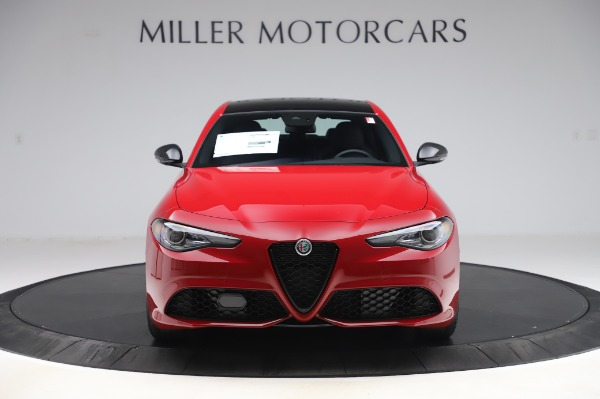 New 2020 Alfa Romeo Giulia Sport Q4 for sale Sold at Maserati of Westport in Westport CT 06880 12