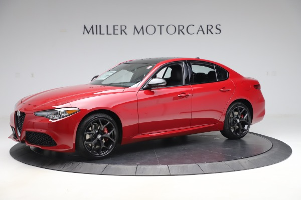 New 2020 Alfa Romeo Giulia Sport Q4 for sale Sold at Maserati of Westport in Westport CT 06880 2