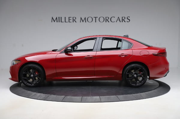 New 2020 Alfa Romeo Giulia Sport Q4 for sale Sold at Maserati of Westport in Westport CT 06880 3
