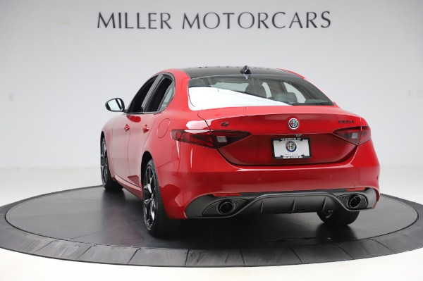 New 2020 Alfa Romeo Giulia Sport Q4 for sale Sold at Maserati of Westport in Westport CT 06880 5