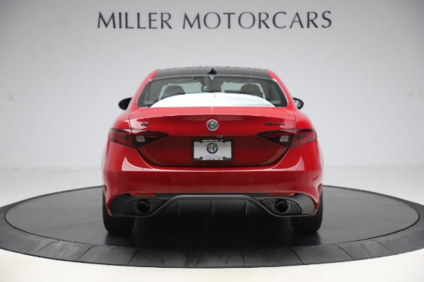 New 2020 Alfa Romeo Giulia Sport Q4 for sale Sold at Maserati of Westport in Westport CT 06880 6